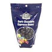 First Street Dark Chocolate Espresso Beans
