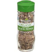 McCormick Gourmet™ Organic Cracked Black Pepper