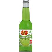 Jelly Belly Soda, Gourmet, Green Apple