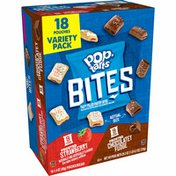 Kellogg's Pop-Tarts Baked Pastry Bites, Kids Snacks, School Lunch, Variety Pack