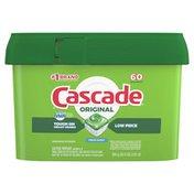 Cascade ActionPacs, Dishwasher Detergent, Fresh Scent