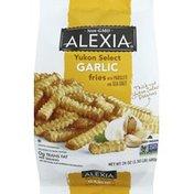 Alexia Fries, Garlic