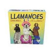 Chronicle Books Llamanoes: Dominoes . . . with Llamas!