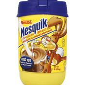 Nestle Nesquik Milk Drink Powder, Chocolate Flavored