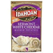 Idahoan Vermont White Cheddar Mashed Potatoes