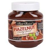 Best Choice Hazelnut Creamy Spread