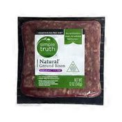 Simple Truth Natural Ground Bison