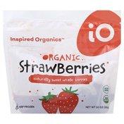 Inspired Organics Strawberries, Organic