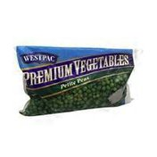 Westpac Deluxe Petite Peas