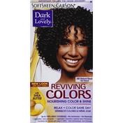 Softsheen-Carson Semi-Permanent Haircolor, Natural Black 395