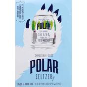 Polar Seltzer Jr, Yeti Mischief