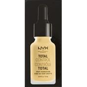 NYX Professional Makeup Drop Foundation, Total Control, Medium Olive TCDF09
