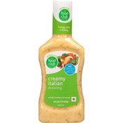 Food Club Tangy And Creamy Italian Dressing