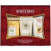 Burt's Bees Face Essentials Gift Pack
