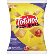 Totino's Pizza Rolls Brand Pepperoni Pizza Snacks