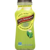 Taste Nirvana Coconut Water, Coco Aloe