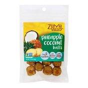 Zuma Valley Pineapple Coconut Balls