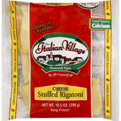 Gina Italian Village Rigatoni, Stuffed, Cheese
