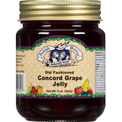 Amish Wedding Jelly, Concord Grape, Old Fashioned