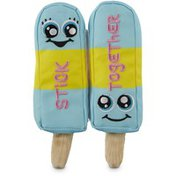 Leaps & Bounds Small Popsicle Plush Dog Toy