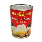 Asian Best Longan In Syrup