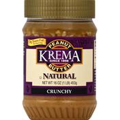 Krema Peanut Butter, Crunchy