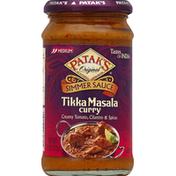 Patak's Medium Tikka Masala Curry