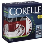 Corelle Dish Set, Not Packed