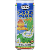 Grace Coconut Water, with Pulp