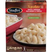 Stouffer's Family Size White Cheddar Macaroni & Cheese