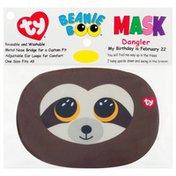 Ty Beanie Boo Face Mask, Dangler