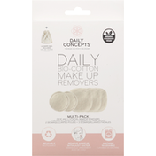 Daily Concepts Make Up Removers, Bio-Cotton, Daily