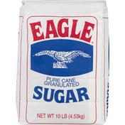 Eagle Sugar, Pure Cane, Granulated