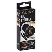 L.A. Colors Eyeliner, Gel, Jet Black GEL731