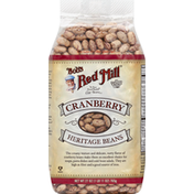 Bob's Red Mill Cranberry Heritage Beans
