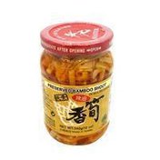 Master. Hot Bamboo Shoots in Soybean Oil