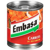Embasa In Escabeche Carrots