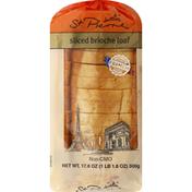 St. Pierre Sliced Brioche Loaf