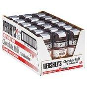 Hershey Milk, Reduced Fat, Chocolate, 2%