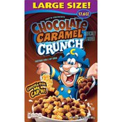 Cap'N Crunch Chocolate Caramel Cereal