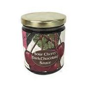 Tait Farm Foods Sour Cherry Dark Chocolate Sauce