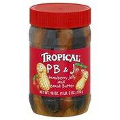 Tropical PB & J, Strawberry