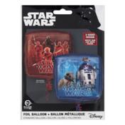 Anagram Standard Foil Balloon Disney Star Wars
