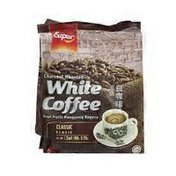 Super C 3-in-1 Charcoal Roasted White Coffee