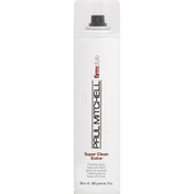 Paul Mitchell Finishing Spray, Super Clean Extra