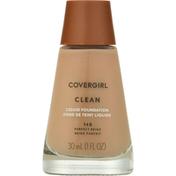 CoverGirl Liquid Foundation, Perfect Beige 148