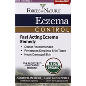 Forces of Nature Eczema Control, Super Concentrated