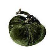 Debi Lilly Small Velvet Pumpkin