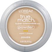 L'Oreal Powder, Light Ivory W2