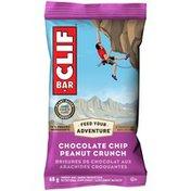 CLIF BAR Chocolate Chip Peanut Crunch Energy Bar